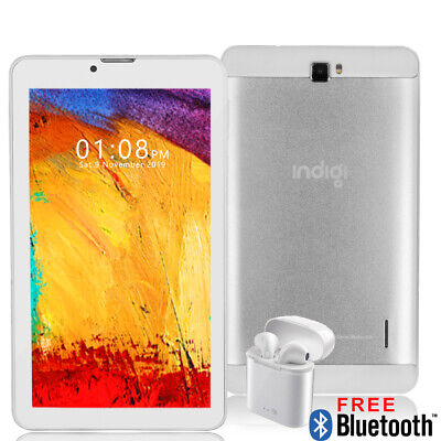 7-inch Phablet 3G Smart Phone + Tablet PC Android 4.4 Bluetooth WiFi Unlocked!
