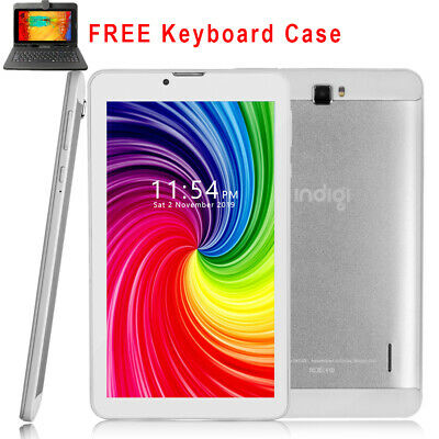 Android 4.4 Kitkat 7in 3G SmartPhone Tablet PC DualCore Bluetooth WiFi UNLOCKED
