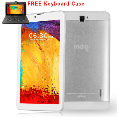7-inch Android 4.4 Smart Phone 3G Tablet PC Bluetooth Google Play Store UNLOCKE!