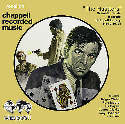 Roger Webb, Pete Moore - The Hustlers: Chappell Library (1970-1977) compilation
