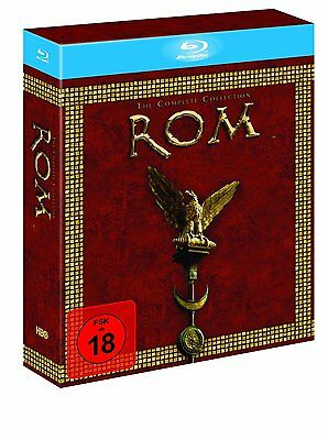 Rom Rome The Complete Collection Staffel 1 & 2 Blu-Ray