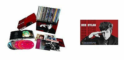Bob Dylan The Complete Album Collection Volume One Box Set Audio Cd