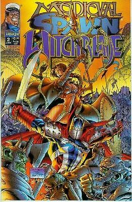 Medieval Spawn / Witchbalde  # 2 (of 3) (USA, 1996)