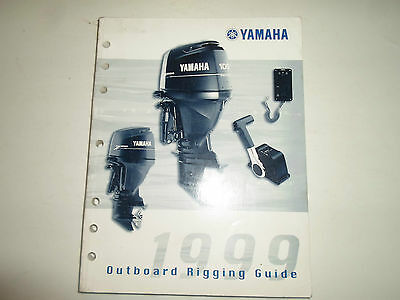 yamaha outboard rigging guide edition dates jul 05 june 06 lit rh picclick co uk Yamaha Outboard Control Box Rigging Yamaha Outboard Manual