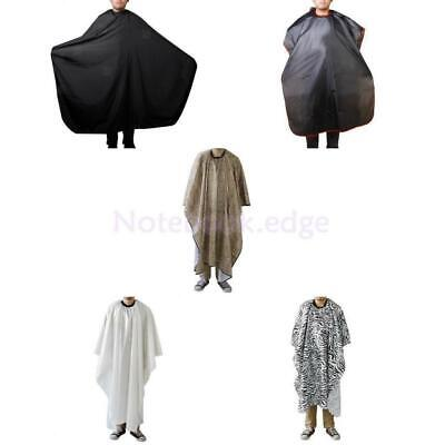 Pro Barbers Hairdressing Salon Hair Cutting Cape Cover Gown Clothes Protector