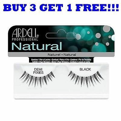Ardell Natural False Fake Lashes Demi Pixies