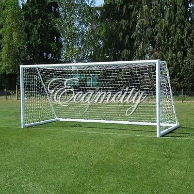 12x6ft Full Size Football Soccer Goal Post Net Sports Match Training (NO Post !)