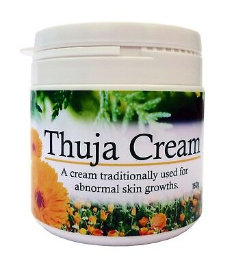Thuja Cream For Horses/Equines 150g - For Sarcoids & Skin Growths