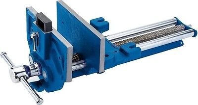 Draper 45235 225mm Quick Release Woodworking Bench Vice
