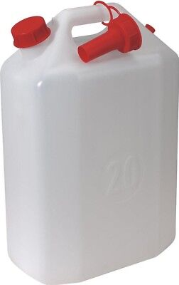 Sealey Water Container 20ltr with Spout