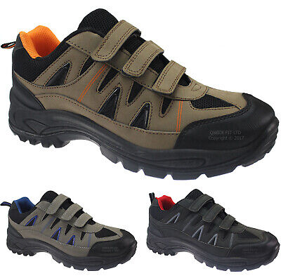 New Mens Quality Hiking Boots Walking Trail Trekking Work Trainers Shoes