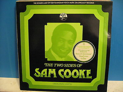 Sam Cooke - The Two Sides Of... free uk post