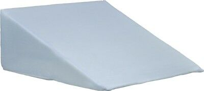 Aidapt Polyurethane Foam Bed Wedge Support Cushion with Removable Cover | Blue