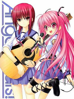 Angel Beats DVD Complete Anime Set