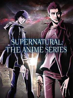 Supernatural  DVD Complete Anime Set
