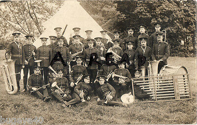 Soldier Group Regimental Band Gloucestershire Royal Field Artillery