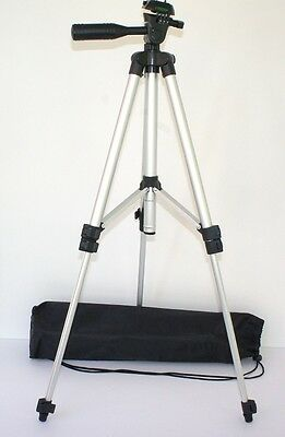 """Tripod Photo/Video 50"""" Pro With Case for Canon EOS Rebel 10D T2i"""