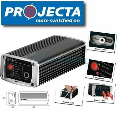 Projecta 12V Low Voltage Disconnect Cut Out Deep Cycle Agm Solar Caravan Lvd50