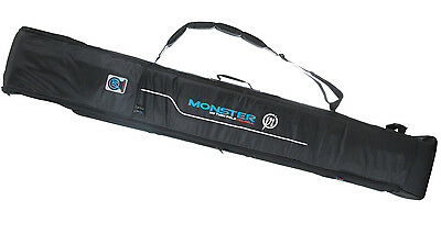 Preston Innovations Monster 10 Tube Pole Match Fishing Holdall Luggage