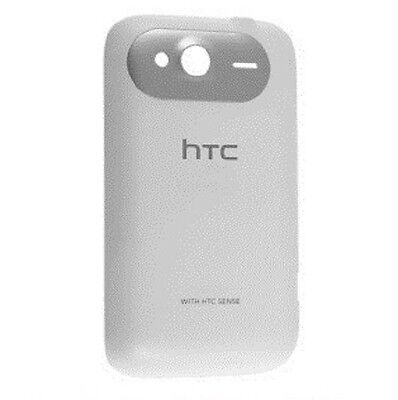 Lot 5 New Battery Door Back Cover Oem Htc Wildfire S White