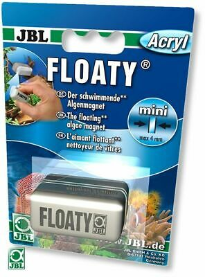Jbl Floaty S Mini Acryl Floating Glass Magnet Acrylic Fish Tank Aquarium Reptile