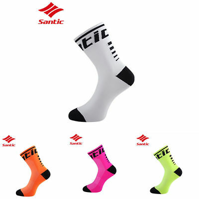 RockBros Pro Bike Bicycle Cycling Socks Running Triathlon Socks One Size