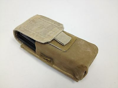 Usmc Coyote Double Mag Pouch Usgi Military Fire Force Molle Ii Fair