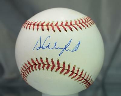 DAVE WINFIELD SIGNED PSA/DNA AUTHENTIC AMERICAN LEAGUE BASEBALL AUTOGRAPH