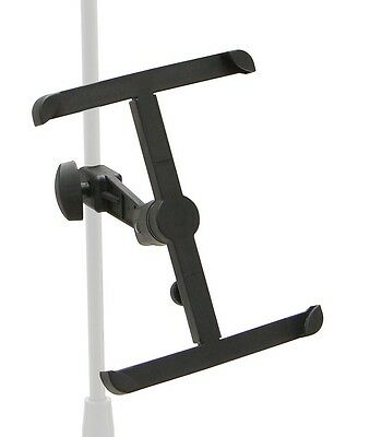 GEWA  ipad holder clamps onto microphone stand etc.