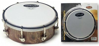 """Stagg HAD-006W Tuneable 6"""" Plastic Hand Drum"""