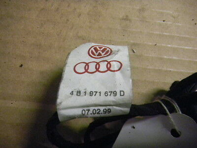 2003 Audi A6 Quattro 2.7 TT 01 02 03 04 High Volume Horn Cable Harness 893971995