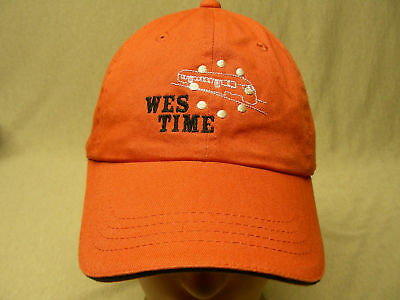 WES TIME - WESTSIDE EXPRESS SERVICE - BALL CAP HAT!