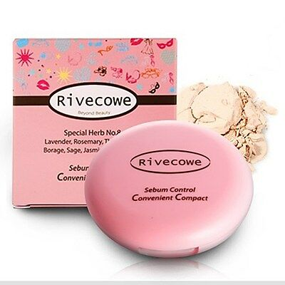 New Function Sebum Control Convenient Compact/CC Pact(Skin care + Make Up)Korean
