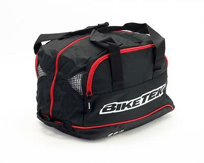 Motorcycle Helmet Bag / Carrier, Bmx, Motocross, Mx, Enduro, 4X, Downhill