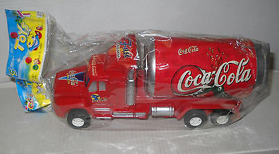#7650 New in Package Coca Cola Truck