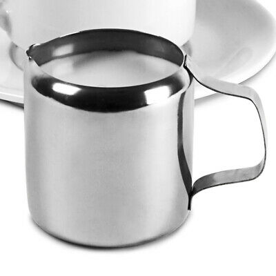 Milk Jug Mirror Finish 10oz 300ml | Milk Jugs, Stainless Steel Cream Jug