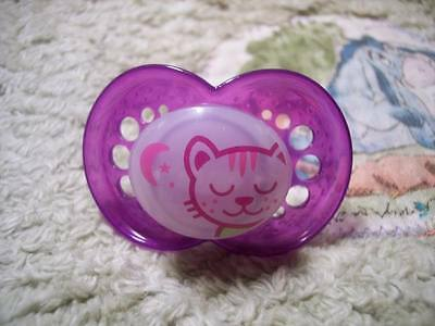 AdOrAbLe MaM GLoW In ThE DaRk PaCiFiEr for BaBy Or ReBoRn
