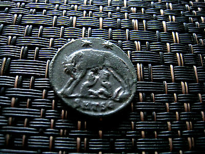 Constantine I The Great 307-337 AD Romulus & Remus Wolf Ancient Roman Coin