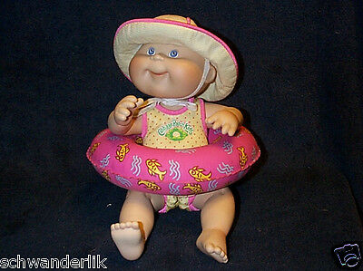 Danbury Mint Cabbage Patch Kids Porcelain Doll Poseable Bethany Mae cute one *k