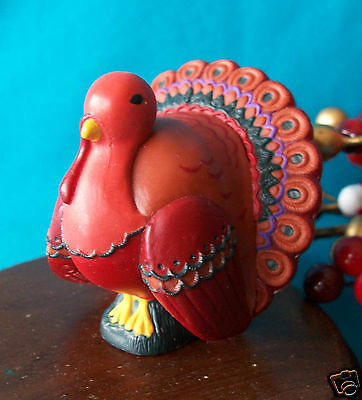Hallmark Merry Miniature 1985 Turkey