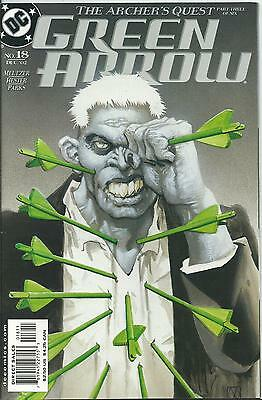 Green Arrow #18 (Dc) (Second Series 2001)