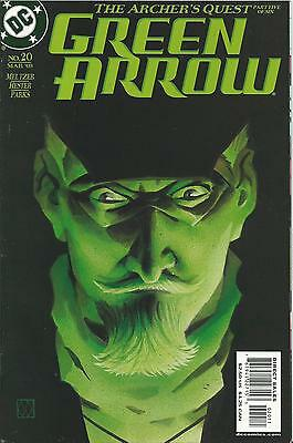 Green Arrow #20 (Dc) (Second Series 2001)