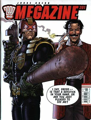 2000AD: JUDGE DREDD THE MEGAZINE - CURRENT VOL -  BUY NOW - VGC - £1.49* Each