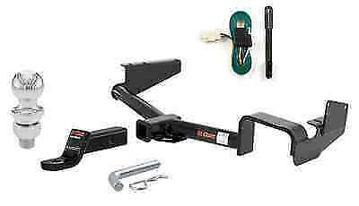 """Curt Class 3 Trailer Hitch Tow Package w/ 2"""" Ball dia for 08-13 Highlander"""
