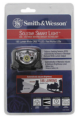 Smith & Wesson Stirnlampe XPG-Gen2 LED Outdoor Lampe Head light
