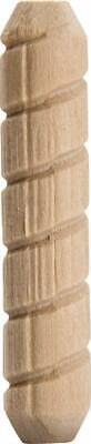 """Vermont American 17110 Pack (36) Wood 5/16"""" Fluted Dowel Pins 8191348"""
