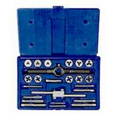 New Irwin 26313 Usa Metric 25 Piece Tap & Die Tool Set With Case Sale 7972276