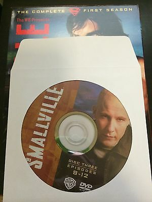 Smallville – Season 1, Disc 3 REPLACEMENT DISC (not full season)