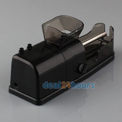 Electric Automatic Injector Maker Cigarette Rolling Machine Tobacco Roller New