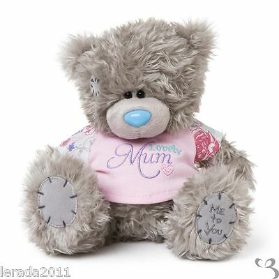 "Mum Plush Bear Tatty Teddy 8""  T-Shirt - Cute Cuddly Grey Mothers Day Me To You"